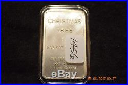 1974 Bejewelled Christmas Tree MEM-65 (Proof). Only 1150 minted. #1456