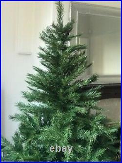 Christmas Tree 6 foot Virginia Pine John Lewis Metal Stand Easy Assemble Bushy