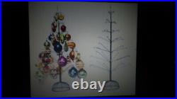 Christmas Tree Wire Metal -Ornament/Fish Lure/Egg Easter Display New 26'' Tall