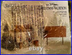 Dept 56 Christmas Vacation The Griswold Family Buys a Tree Retired BNIB