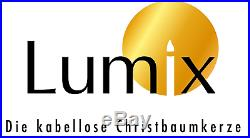 Krinner 75344 Lumix Classic Mini Basic Set 12 Wireless LED Mini Christmas Tree 1