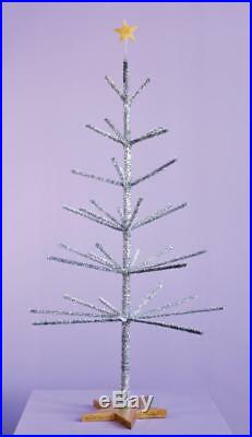 Patience Brewster Silver Tinsel Christmas Tree