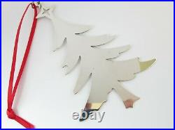 Retired James Avery Sterling Silver Christmas Tree Ornament