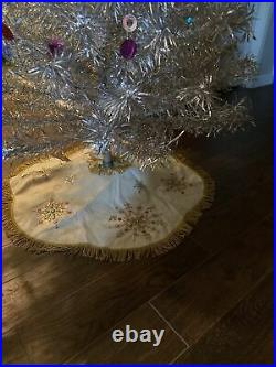 Revlis Starlight 6 Silver Aluminum Christmas Tree