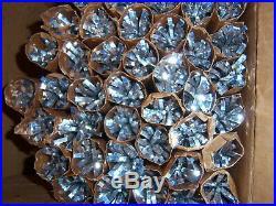 Sharp Htf Vtg 4 Ft. Aluminum Fountian Silver Evergleam Christmas Tree