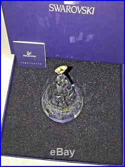 Swarovski Silver Crystal 2009 Magical Christmas Tree Mint In Box 1006041 Mib