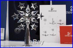 Swarovski Silver Rhodium Christmas / Xmas Tree Topper 632784