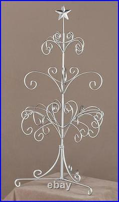 Tripar Silver Ornament Regent Tree, 27 (34184)