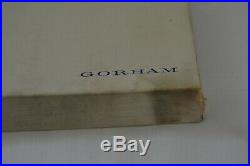 VINTAGE GORHAM STERLING SILVER #-440 STAR CROSS CHRISTMAS TREE TOPPER Withbox