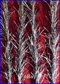 Vintage 233 Shiny Silver Aluminum Christmas Tree Replacement Branches All Sizes