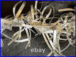 Vintage Aluminum 4 Silver Christmas Tree