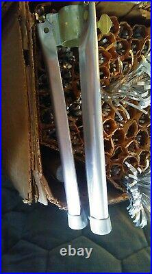 Vintage Evergleam 6ft Aluminum Christmas Tree 93 Branches-Stand-Pole-Box-Sleev