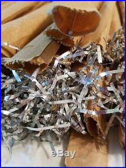 Vintage Evergleam Stainless Aluminum Christmas Tree 63 Branches Replacement