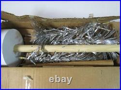 Vintage Metal Tree Aluminum Pom-Pom Christmas Tree The Sparkler 2FT 5170 withBox