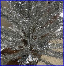 Vintage Pom Pom Aluminium 7 Christmas Tree