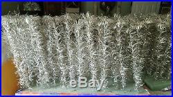 Vintage Silver Pom Pom Tree