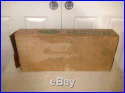 Vtg 5'-10 Peco Pom Pom Silver Aluminum Christmas Tree Stand Original Box Gvc
